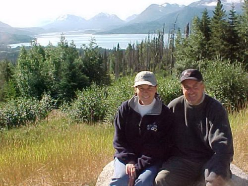 Howard & Linda in Alaska