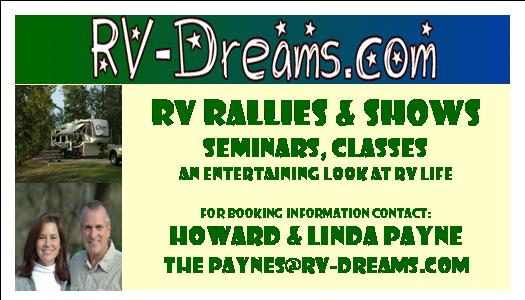 RV-Dreams Public Speaking