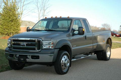 Our Ford F450